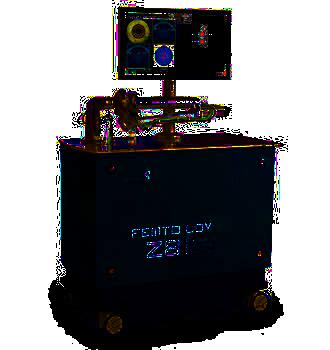 Laser Femtoseconde LDV Z8